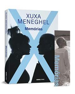 [PRIME] Memórias, Xuxa Meneghel + marcador de páginas