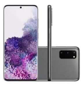 [R$ 2629 AME] Samsung Galaxy S20 - Cosmic Gray 128gb | R$2699