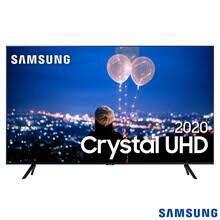 Smart TV 55'' Samsung Crystal UHD 55TU8000 4K | R$2150