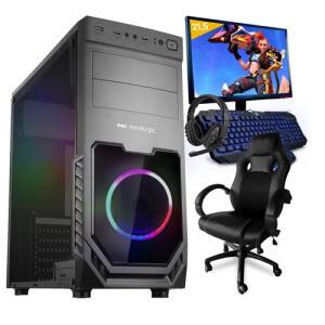 [AME R$ 4042] Pc Gamer Completo Smart Pc SMT81292 Intel i5 8GB (GeForce GTX 1650 4GB) 1TB | R$4593