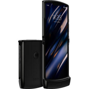 "(APP+CC AMERICANAS) Smartphone Motorola Razr Dual Chip Android Tela 6.2"" 128GB 4G Qualcomm Snapdragon 710 Câmera 16MP - Preto"