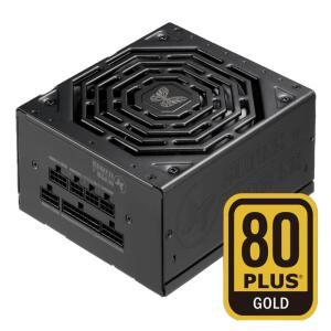 Fonte Super Flower LEADEX III 550W, 80 Plus Gold, PFC Ativo, Full Modular, SF-550F14HG