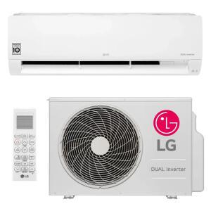 Ar Condicionado Split Hi Wall Dual Inverter LG Voice 18.000 Btus Frio 220v | R$ 2.609