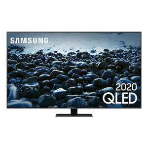 "Smart TV Samsung 55"" QLED 4K Q80T | R$4.788"