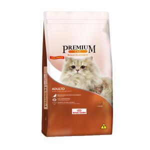 Ração Royal Canin Premium Cat Beleza da Pelagem para Gatos Adultos | R$ 110