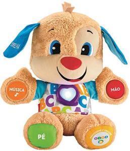 Smart Stages Cachorrinho, Aprender e Brincar, Fisher Price, Mattel   R$220