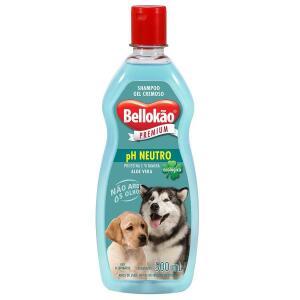 Shampoo Bellokão Neutro para Cães e Gatos - 500ml | R$4
