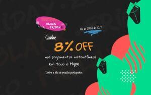 Ganhe 8% de Desconto com Pagamento Instantâneo - Hype Games