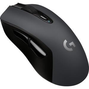 Mouse Logitech G603 Hero Sem Fio 12.000 DPI   R$234