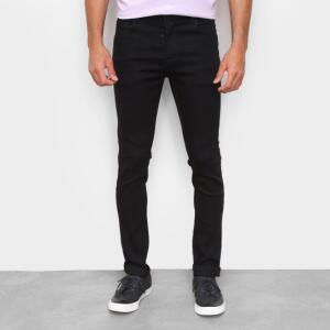Calça Jeans Ecxo Masculina - Preto R$50