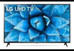 "Smart TV LG AI ThinQ 50UN7310PSC LED 4K 50"" | R$ 1899"