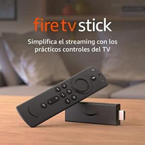 Novo Fire TV Stick com Alexa Voice Remote | R$ 251