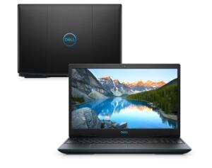 "Notebook Gamer Dell G3 3500-U20P 15.6"" 10ª Geração Intel Core i5 8GB 512GB SSD NVIDIA GTX 1650Ti Linux | R$ 5192"