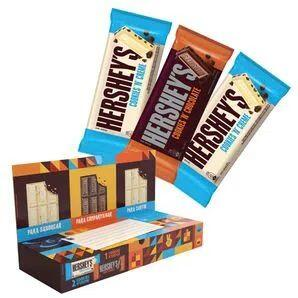 Kit com 03 barras Hershey's | R$ 6,49