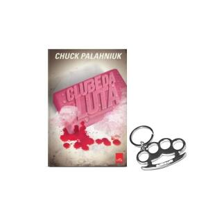 Clube da luta + Chaveiro soco inglês BRINDE | R$ 22