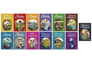 [APP] Kit Anne De Green Gables - 13 Volumes | COLEÇÃO COMPLETA