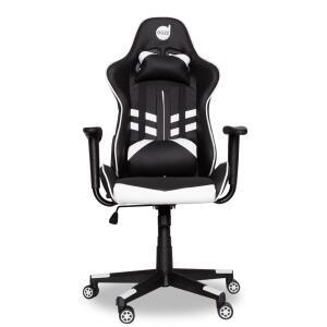 Dazz Cadeira Gamer Prime-X 2D Preto/Branco R$1300