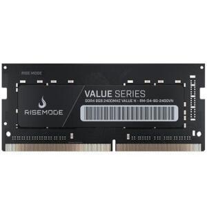Memória Rise Mode 8GB, 2400MHz, DDR4, Notebook