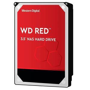 HD Western Digital WD Red NAS, 4TB, 3.5´, SATA - WD40EFAX | R$ 800