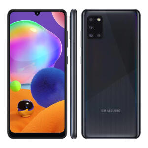 SMARTPHONE SAMSUNG A315 GALAXY A31 PRETO 128GB | R$1331