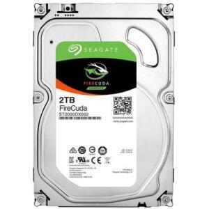 HD Seagate SATA 3,5´ Híbrido (8GB SSD) 2TB SATA 6,0Gb/s | R$ 610,75
