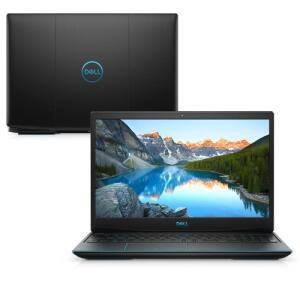 Notebook Gamer Dell G3 120hz 1650ti SSD 512gb 8Gb Ram