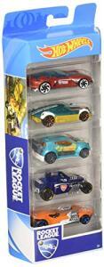 Conjunto Hot Wheels Mattel - 5 Peças | R$24