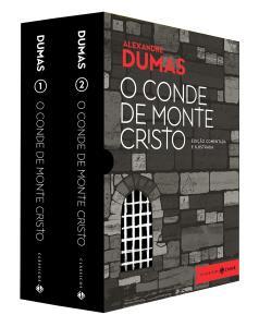 [PRIME] - Livro - O Conde de Monte Cristo   R$112