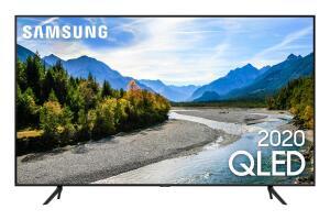 "Smart TV QLED 55"" Samsung 4K HDR QN55Q60TAGXZD 3 HDMI | R$ 2957"