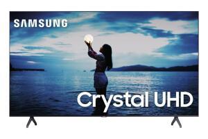 "Smart TV LED 55"" Samsung Crystal 4K HDR UN55TU7020GXZD   R$ 2508"