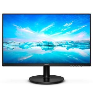 Monitor Philips LCD 21.5 FULL HD WVA HDMI VESA - 221V8 + AME | R$ 686