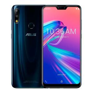 SMARTPHONE ASUS ZB631 ZENFONE MAX PRO (M2) 6GB/64GB BLACK SAPHIRE | R$ 1169