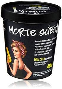 [PRIME] Máscara Super Hidratante Morte Súbita, Lola Cosmetics, 450g | R$24