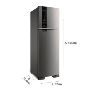 Geladeira Brastemp Frost Free Duplex 400 litros - R$2141