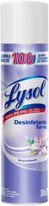 Desinfetante Aerosol Lysol Brisa da Manhã, Lysol Roxo