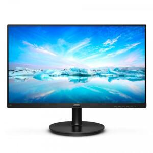 "Monitor LED Philips 23,8"" Full HD 242V8A IPS HDMI Bordas Ultrafinas Preto | R$ 701"