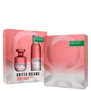 Kit Benetton United dreams + BRINDE (POCHETE) R$90
