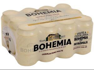 Cerveja Bohemia Puro Malta Lager - 12 Unidades | R$24