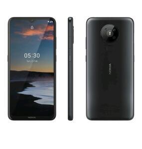 (APP/CLIENTE OURO/CUPOM) Nokia 5.3 128GB Preto | R$1027