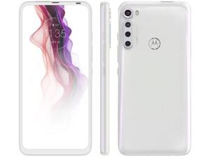 [CLIENTE OURO + R$49 de volta] Smartphone Moto One Fusion Plus 128GB Tela 6.5   R$1606