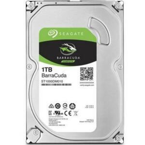 HD Seagate BarraCuda, 1TB, 3.5´, SATA - ST1000DM010 | R$260