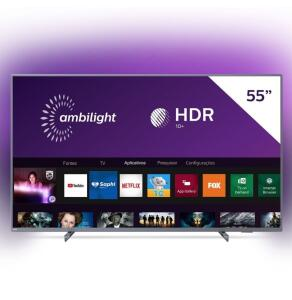 [AME R$2.199] SMART TV 55 PHILIPS 55PUG6795 4K | R$2.300