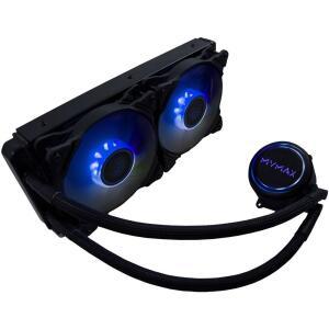 Watercooler New Algor 240mm AMD e Intel LED Azul - MYMAX | R$280