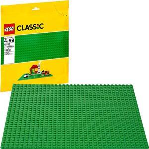 Lego Classic Base de Construção Verde 10700 | R$42