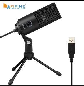 Microfone fifine k669 | R$231