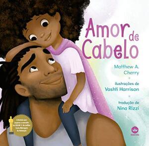 Livro - Amor de cabelo | R$24