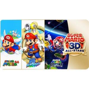 [AME R$239] Gift Card Digital Super Mario 3D All-Stars para Nintendo Switch R$299