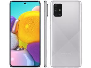 Samsung Galaxy A71 - Cartão Santander | R$1.439,10