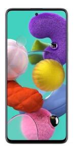 Samsung Galaxy A51 Dual SIM 128 GB prism crush white 4 GB RAM - R$1469