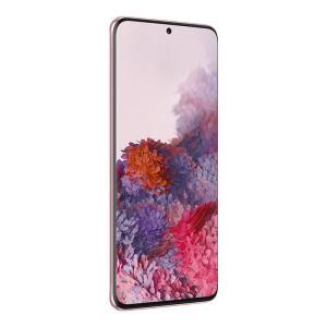 Smartphone Galaxy S20 Cloud Pink e Blue 128GB R$2.519,10